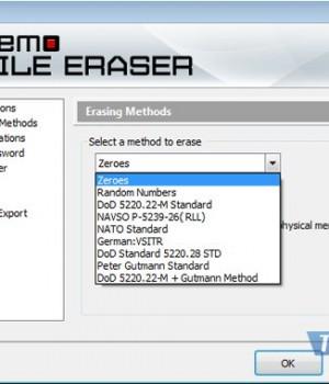 Remo File Eraser Ekran Görüntüleri - 1