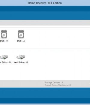 Remo Recover FREE Edition Ekran Görüntüleri - 3