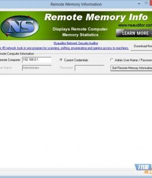 Remote Memory Info Ekran Görüntüleri - 1