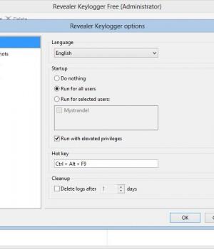 Revealer Keylogger Free Ekran Görüntüleri - 2