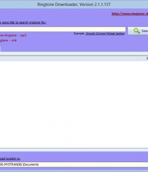 Ringtone Downloader Ekran Görüntüleri - 2