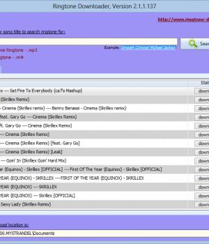 Ringtone Downloader Ekran Görüntüleri - 1