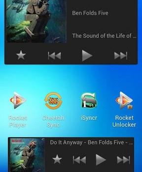 Rocket Music Player Ekran Görüntüleri - 1