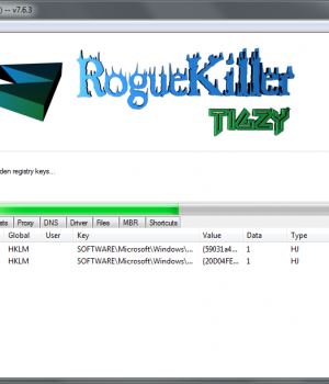 RogueKiller Ekran Görüntüleri - 1