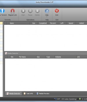 Jordy Downloader Ekran Görüntüleri - 1