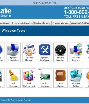 Safe PC Cleaner Free Ekran Görüntüleri - 3