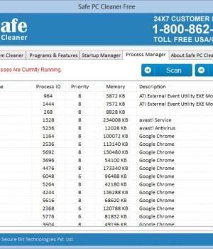 Safe PC Cleaner Free Ekran Görüntüleri - 1