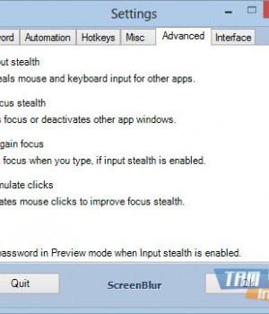 ScreenBlur Ekran Görüntüleri - 1