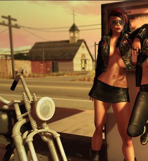 Second Life Ekran Görüntüleri - 5