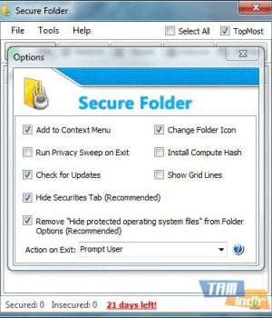 Secure Folder Ekran Görüntüleri - 1