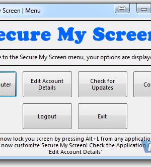 Secure My Screen Ekran Görüntüleri - 3