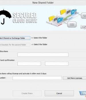 Secured Cloud Drive Ekran Görüntüleri - 1