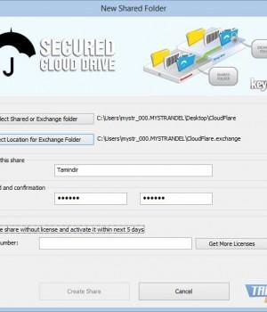 Secured Cloud Drive Ekran Görüntüleri - 2