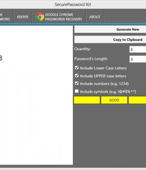 SecurePassword Kit Ekran Görüntüleri - 4