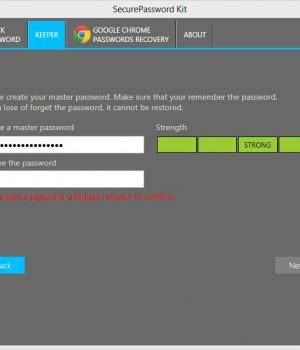 SecurePassword Kit Ekran Görüntüleri - 2