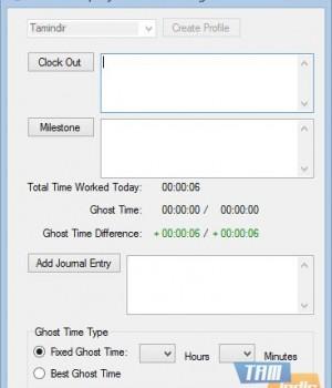 Self Employed Time Manager Ekran Görüntüleri - 2