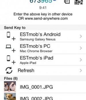 Send Anywhere Ekran Görüntüleri - 2