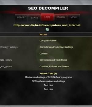 Seo Decompiler Ekran Görüntüleri - 1