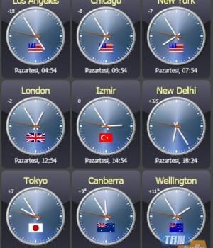 Sharp World Clock Ekran Görüntüleri - 3