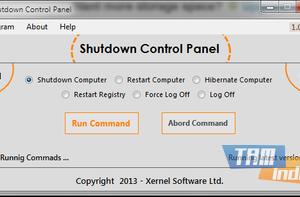 Shutdown Control Panel Ekran Görüntüleri - 1