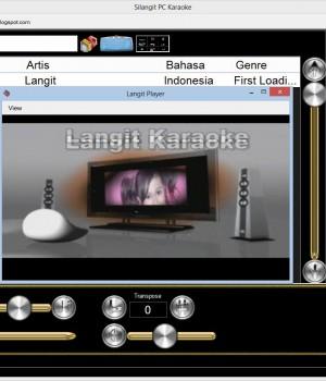 Silangit PC Karaoke Ekran Görüntüleri - 2