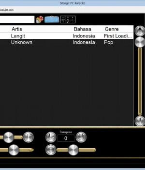 Silangit PC Karaoke Ekran Görüntüleri - 1