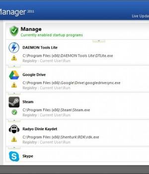 Simnet Startup Manager Ekran Görüntüleri - 4