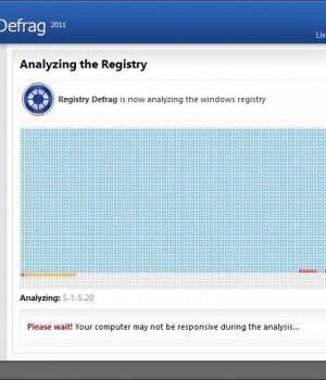 Simnet Registry Defrag Ekran Görüntüleri - 3