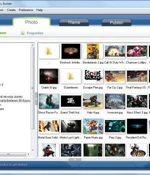SkyAlbum Photo Gallery Builder Ekran Görüntüleri - 1