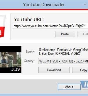 SkyTech YouTube Downloader Ekran Görüntüleri - 2