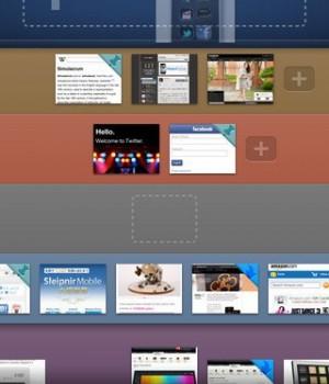 Sleipnir Mobile Ekran Görüntüleri - 1