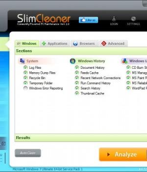 SlimCleaner Ekran Görüntüleri - 1