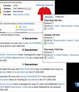 Soccer Manager Ekran Görüntüleri - 1