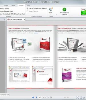 Soda PDF 3D Reader Ekran Görüntüleri - 1