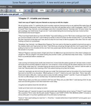 Sorax Reader Ekran Görüntüleri - 2