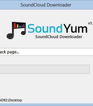 SoundCloud Downloader Ekran Görüntüleri - 2
