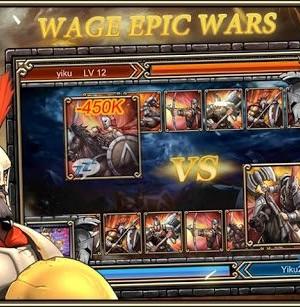 Spartan Wars: Empire of Honor Ekran Görüntüleri - 5