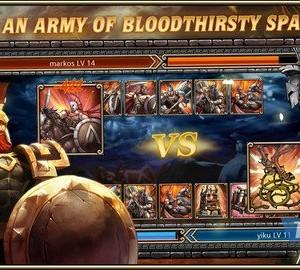 Spartan Wars: Empire of Honor Ekran Görüntüleri - 2