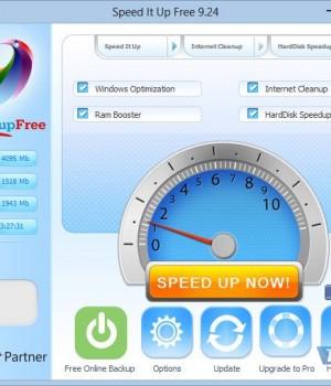 SpeedItup Free Ekran Görüntüleri - 5