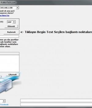 Simple Port Tester Ekran Görüntüleri - 1