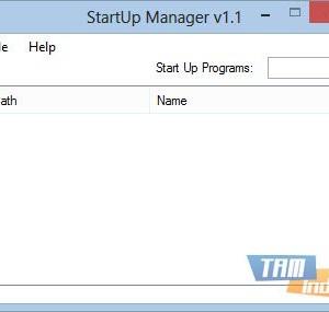 StartUp Manager Ekran Görüntüleri - 2