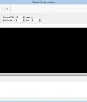 Subtitle Synchronization Ekran Görüntüleri - 1