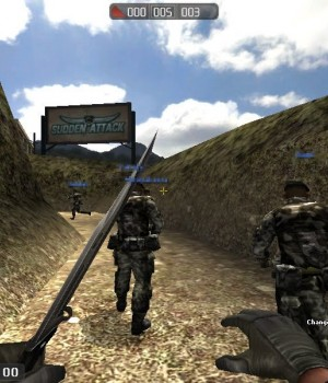 Sudden Attack Ekran Görüntüleri - 5