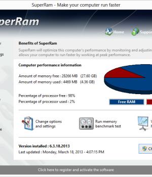 SuperRam Ekran Görüntüleri - 6