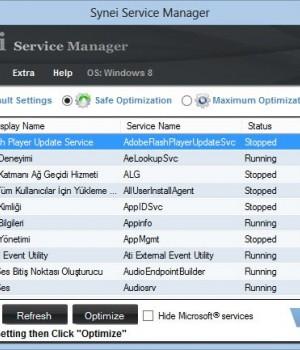 Synei Service Manager Ekran Görüntüleri - 2