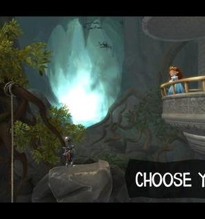 The Cave Ekran Görüntüleri - 5