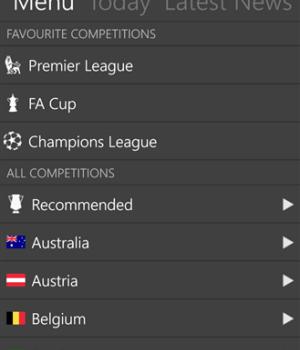 The Football App Ekran Görüntüleri - 8