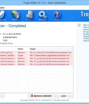 Trojan Killer Ekran Görüntüleri - 4