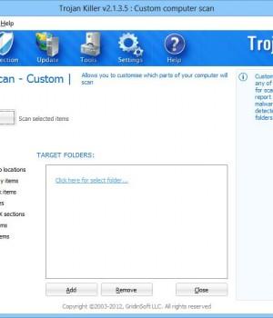 Trojan Killer Ekran Görüntüleri - 3