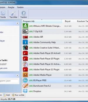 Uninstall Tool Ekran Görüntüleri - 2